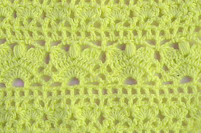 4 - Crochet Imagen Combinación puntadas de crochet por Majovel Crochet
