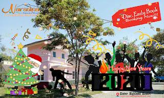 Harga Villa Ciater Natal & Tahun Baru 2020