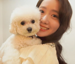 SNSD YoonA's vlog with Rae O