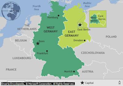 Jerman Timur & Jerman Barat