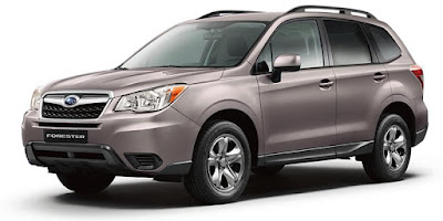 2016 Subaru Forester Compact SUV Hd Image