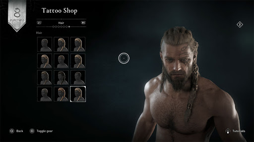 ASSASSIN'S CREED VALHALLA COLLECTIBLES: All tattoos where and how to find them