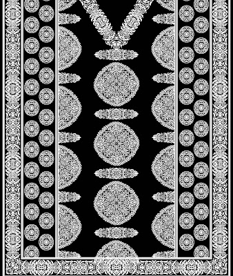 Lavanya-Geometric-Textile-Kaftan 44