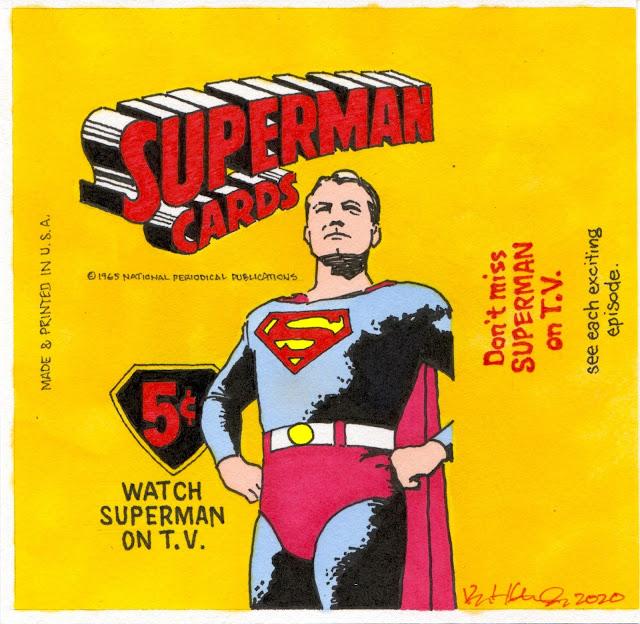 Superman Topps