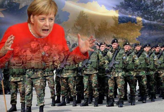 Merkel's Contributor: Kosovo-Serbia Territory Exchange Means War!