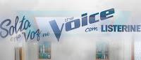 Solta essa Voz no The Voice com Listerine