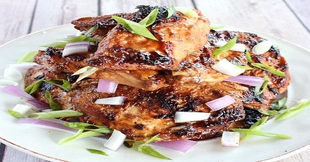 Asian Marinated Chicken Recipe