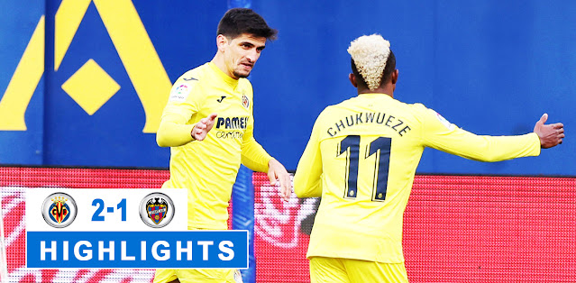 Villarreal vs Levante – Highlights