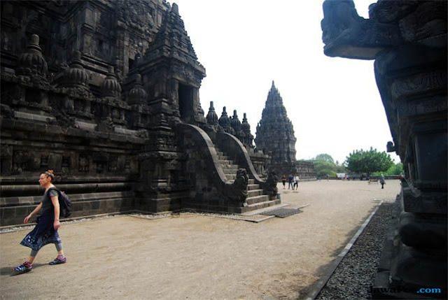 Candi Prambanan-Jawapos