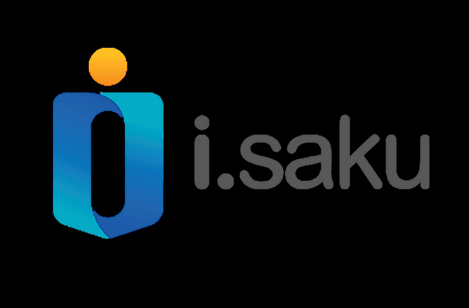 Logo iSaku Format PNG