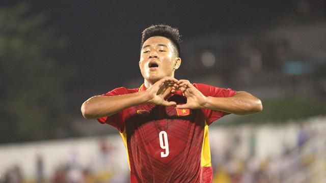 Tiền đạo U23 Việt Nam ghi bàn đều đặn ở V-League