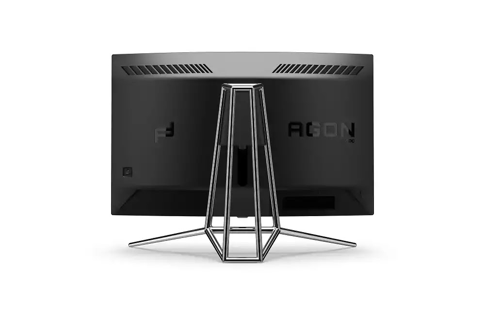 Porsche Design AOC AGON PD27 - Rear