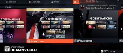 Add Old Content, Transfer Hitman Maps, Hitman 3