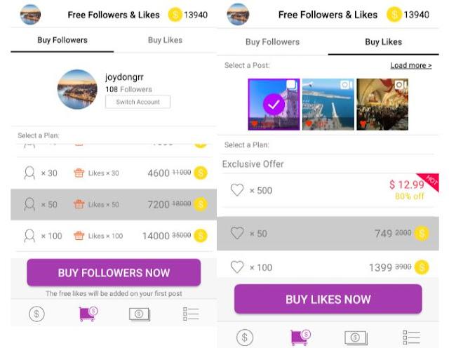 getinsta instagram followers review