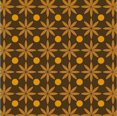 Cara Membuat Batik Tanpa Ribet Dengan Corel Draw Halaman Tutor