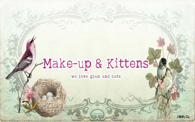 il trovablog presenta il blog: make up & kittens