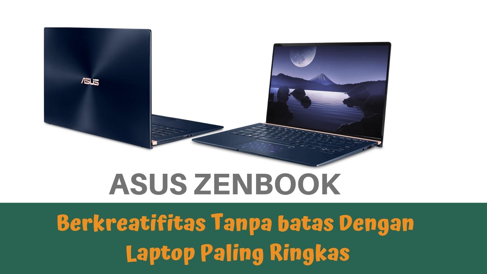 laptop terbaru asus