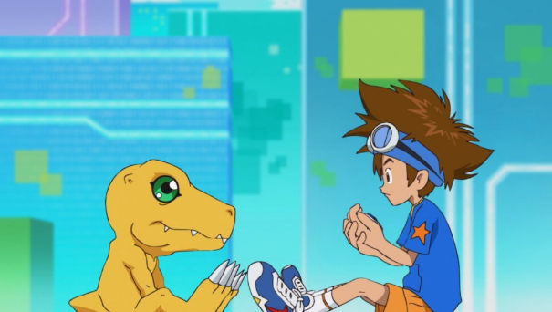 Reseña   Digimon Adventure (2020) – Capítulo 1