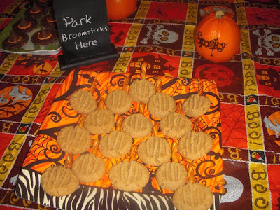 Margaret's Morsels | Witches Broomstick Cookies
