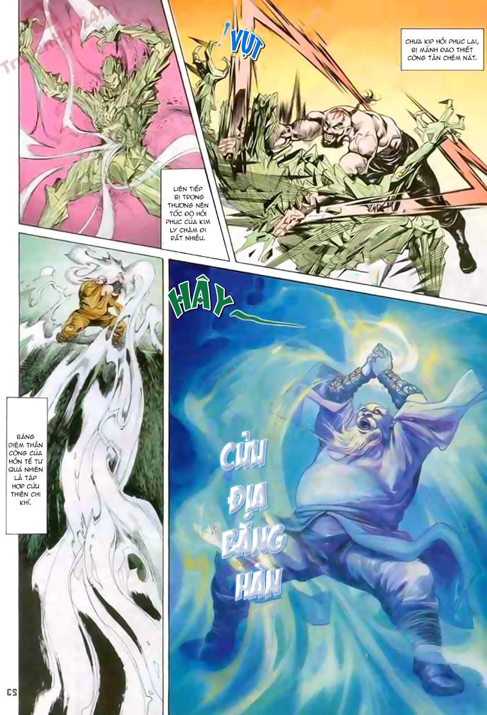 Cơ Phát Khai Chu Bản chapter 86 trang 24