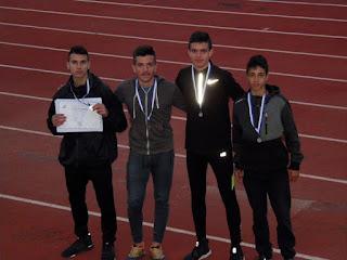 Διασυλλογικό πρωτάθλημα στίβου Περιφέρειας Πελοποννήσου