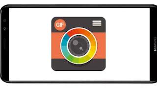 تنزيل برنامج Gif Me Camera Pro mod premium مدفوع مهكر بدون اعلانات بأخر اصدار من ميديا فاير