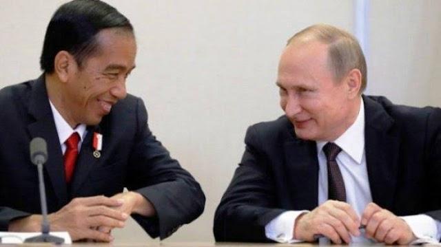 Promosi Bipang Ambawang Buat Lebaran, Jokowi Bisa Diketawain Putin