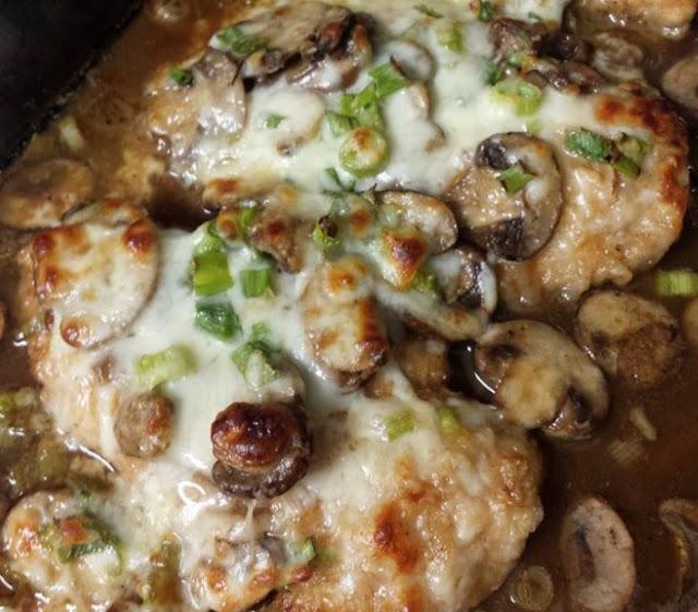 Chicken Lombardy #dinner #lunch