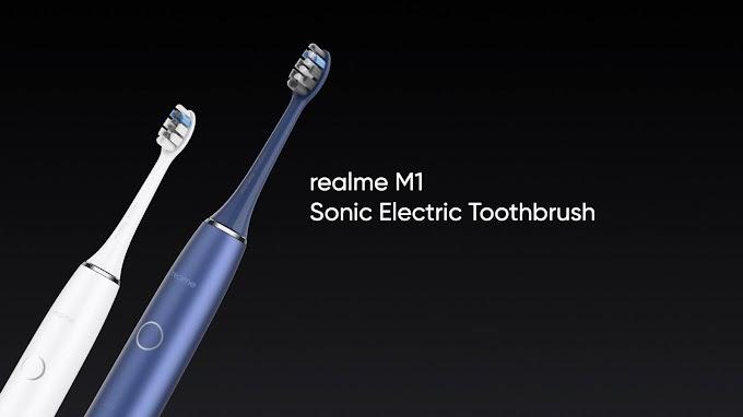 Realme Merilis M1 Dan N1 Sonic Electric Toothbrush