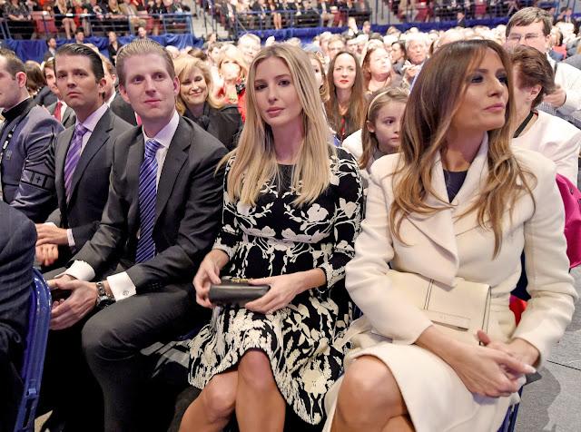 Donald Trump Jr Photo. pic, Barron Trump Photo