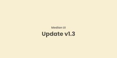 Downloud Median UI v1.3 Blogger Template (Origanal) Gratis