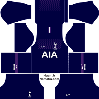 Jersey DLS Tottenham Hotspur 2018