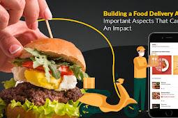 Building a Food Delivery App