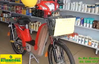 Sorteio Bicicleta Elétrica Drogaria UltraNacional