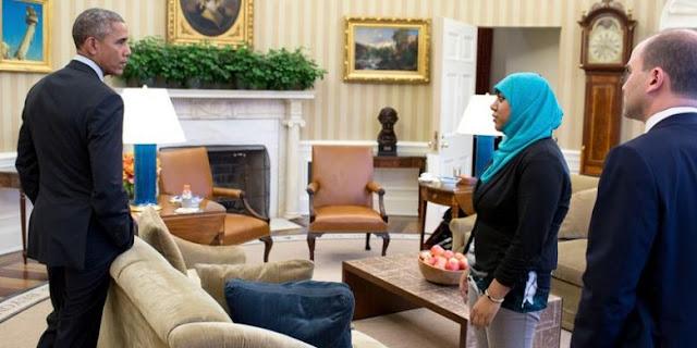 Kisah Muslimah Amerika Yang Menjadi Penasihat Keamanan Presiden Obama
