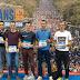 7 coureurs à Marseille