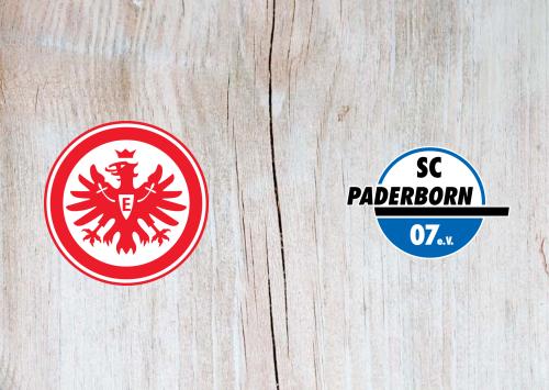 Eintracht Frankfurt vs Paderborn -Highlights 27 June 2020