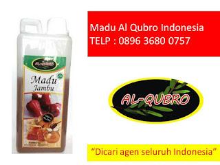 Jual Madu Al Qubro Jambu 1KG, 0896 3680 0757, Grosir Madu Al Qubro Jambu 1KG