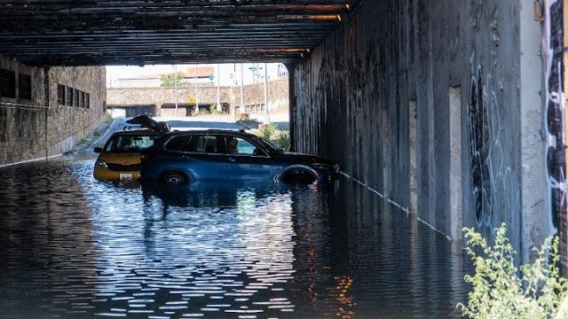 Καταιγίδα Άιντα: 41 νεκροί στη Νέα Υόρκη