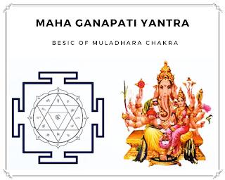 maha Ganapati yantra