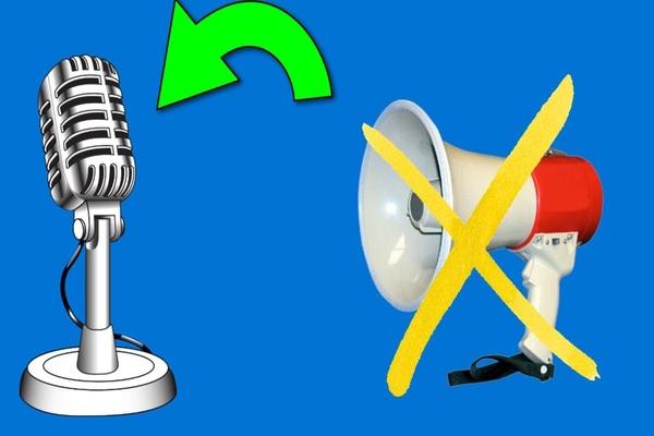 طريقة غير معروفة للتخلص من الضجيج الذي يحدث في الخلفية أثناء التسجيل بالميكروفون مجانا
