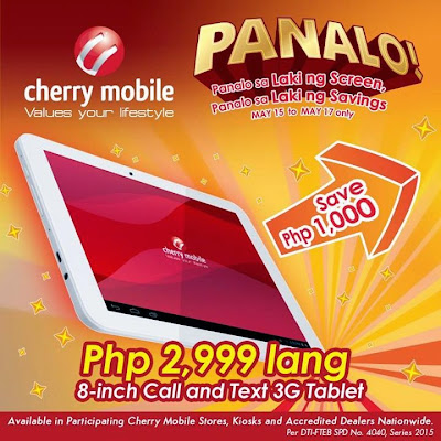Cherry Mobile Superion Scope 3G Promo