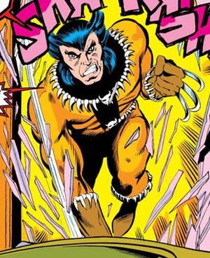 Un traje diferente de Wolverine