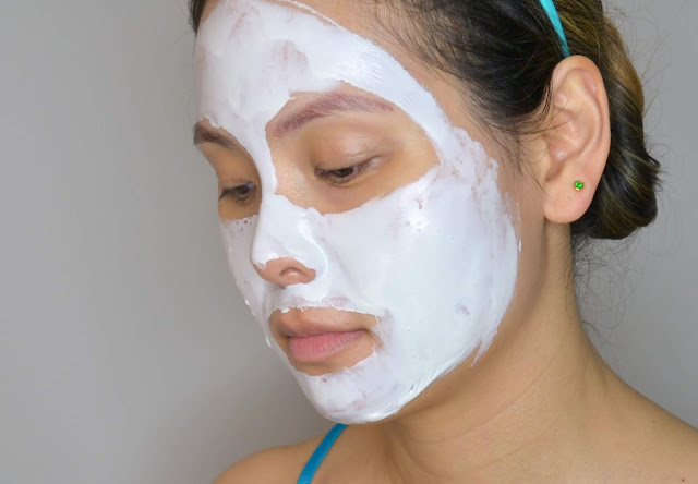 7th Heaven Coconut Clay Peel Off Mask Review