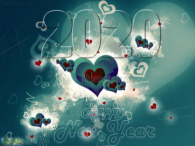 2020 Love HD Photo Greetings