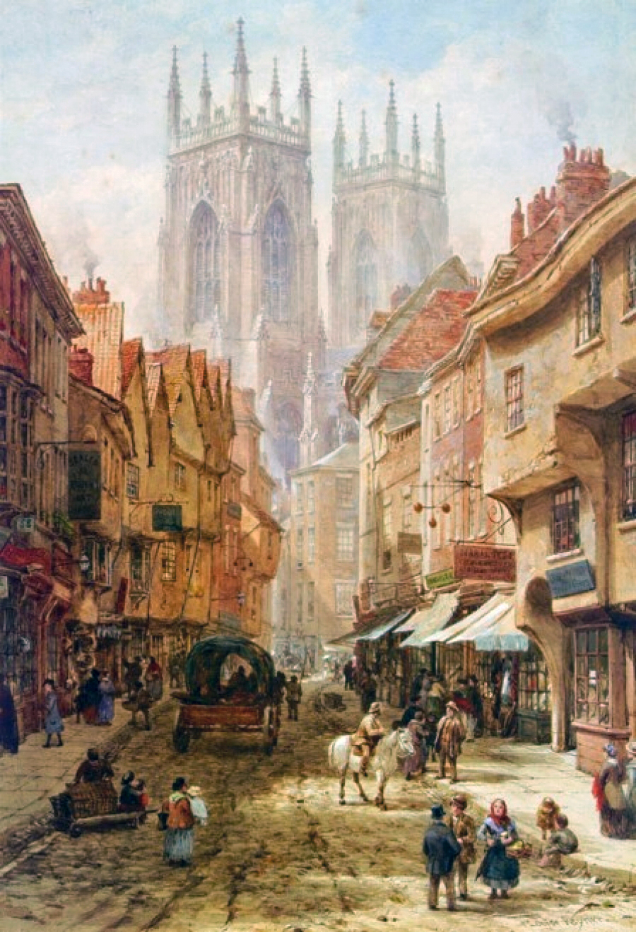Victorian British Painting Louise Rayner Ctd