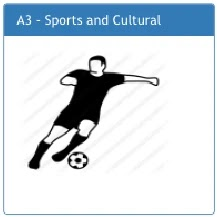 #3 Sports and Cultural