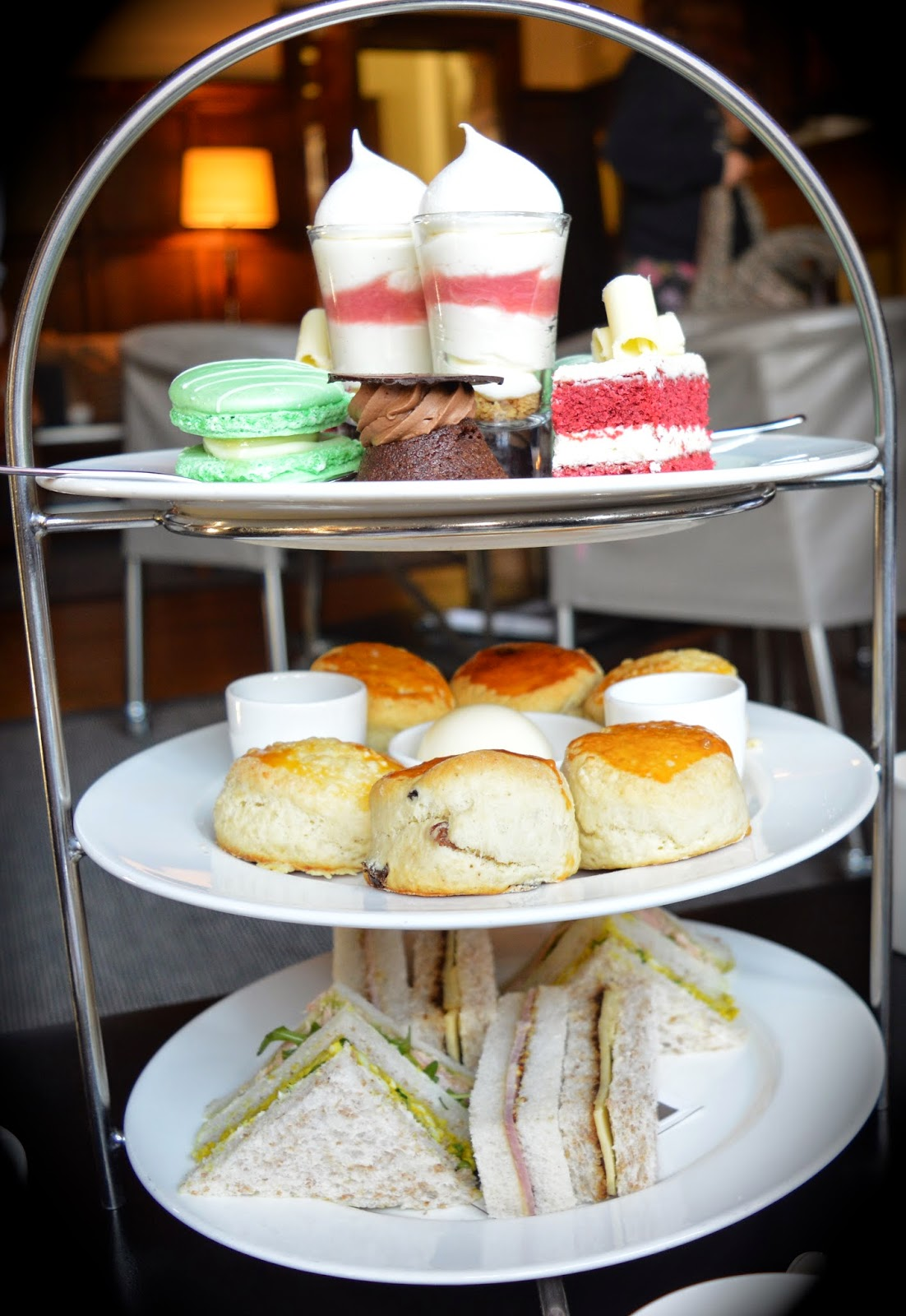 11 Fun Date Ideas in Newcastle Upon Tyne - Jesmond Dene House Afternoon Tea