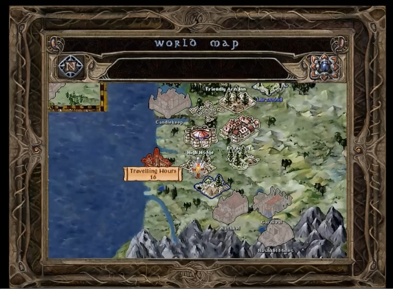 Pacifist Gaming Baldur S Gate Pacifist Run The Sword Coast