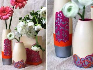 Bunga Hiasan Meja Ruang Tamu, Rumah Minimalis Paling Diminati